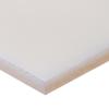 USA Sealing Polypropylene Plastic Sheet - 1/16 Thick x 12 Wide x 12 Long USA BULK-PS-PP-1