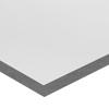 USA Sealing PVC Plastic Sheet - 3/4 Thick x 8 Wide x 48 Long USA BULK-PS-PVC-337