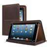 ipad accessory: Solo Premiere Leather Universal Tablet Case