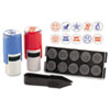 U.S. Stamp & Sign Stamp-Ever® 10-in-1 Teacher Stamp USS 4630