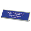 U.S. Stamp & Sign Identity Group Engraved Desk/Counter Sign USS 91301