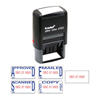 U.S. Stamp & Sign Trodat® Economy 5-in-1 Date Stamp USS E4756