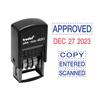 U.S. Stamp & Sign Trodat® Economy Micro 5-in-1 Date Stamp USS E4853L