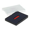 U.S. Stamp & Sign U. S. Stamp & Sign® Replacement Pad for Trodat® Self-Inking Dater USS P4727BR