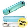iTouchless Travel UV Toothbrush Sanitizer ITO UV002BCS