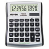 Office Machines: Victor® 1100-3A AntiMicrobial 8-Digit Desktop Calculator