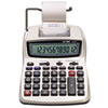 Victor Victor® 1208-2 Two-Color Compact Printing Calculator VCT 12082