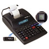 Victor Victor® 1280-7 Two-Color Printing Calculator with USB Connectivity VCT 12807