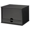 Victor Victor® Midnight Black Collection™ Desktop Organizer VCT 47205