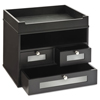 Victor Victor® Midnight Black Collection™ Tidy Tower VCT 55005