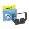 Victor Victor 7011 Ribbon, Black/Red VCT 7011