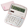 Victor Victor® 909-9 Limited Edition Pink Compact Calculator VCT 9099