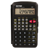 Victor Victor® 920 Compact Scientific Calculator with Hinged Case VCT 920