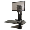 computer workstations: Victor® DC300 High Rise™ Collection Sit-Stand Desk Converter