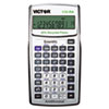 Victor Victor® V30RA Scientific Recycled Calculator with AntiMicrobial Protection VCT V30RA