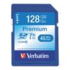 memory card: Verbatim® Premium SDXC Card UHS-1