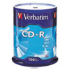 Verbatim Verbatim® CD-R Recordable Disc VER 94554