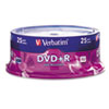 Storage Media: Verbatim® DVD+R Recordable Disc