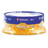 Verbatim Verbatim® DVD-R Recordable Disc VER 95058