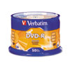 Verbatim Verbatim® DVD-R Recordable Disc VER 95101