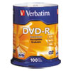 Storage Media: Verbatim® DVD-R Recordable Disc