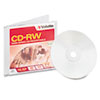Verbatim Verbatim® CD-RW High-Speed Rewritable Disc VER 95161