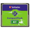 memory card: Verbatim® CompactFlash Cards