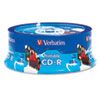 Verbatim Verbatim® CD-R Printable Recordable Disc VER 96189
