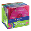 Storage Media: Verbatim® CD-RW High-Speed Rewritable Disc