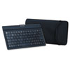 Computer Components Peripherals Mobile Keyboards: Verbatim® Bluetooth® Ultra-Slim Wireless Mobile Keyboard