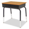 Virco Virco Open-Front 785 Student Desks with Colored Bookboxes VIR 785078