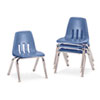 "Virco Virco® 9000 Series Classroom Chairs, 12"" Seat Height VIR 901240"