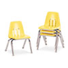 "Virco Virco® 9000 Series Classroom Chairs, 12"" Seat Height VIR 901247"