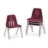 "Virco Virco® 9000 Series Classroom Chairs, 12"" Seat Height VIR 901250"