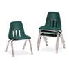 "Virco Virco® 9000 Series Classroom Chairs, 12"" Seat Height VIR 901275"
