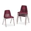 "Virco Virco® 9000 Series Classroom Chairs, 14"" Seat Height VIR 901450"