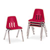 "chairs & sofas: Virco® 9000 Series Classroom Chairs, 14"" Seat Height"