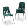 chairs & sofas: Virco 9000 Series Plastic Stack Chair