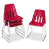 "chairs & sofas: Virco® 9600 Classic Series™ Classroom Chairs, 14"" Seat Height"
