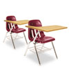 Virco Virco Classic Series™ Chair Desks VIR 9700BR50084