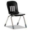 Virco Virco® Metaphor® Series Classroom Chair VIR N912BLK01CHM