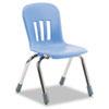 Virco Virco® Metaphor® Series Classroom Chair VIR N912BLU40CHM
