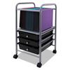 Carts & Stands: Vertiflex™ Slim Profile Mobile File Cart
