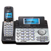 audio visual equipment: Vtech® Two-Line Expandable Cordless Phone with Answering System