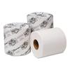 EcoSoft Universal Bathroom Tissue, 2-Ply, 500 Sheets/Roll, 48 Rolls/Carton