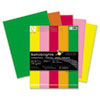 Clean and Green: Wausau Paper® Astrobrights® Colored Card Stock