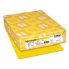 Neenah Paper Astrobrights® Color Paper WAU 22591
