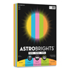 Neenah Paper Astrobrights® Color Paper - Radiant Assortment WAU 24391643