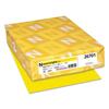 Neenah Paper Neenah Paper Exact® Brights Paper WAU 26701