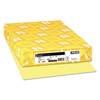 Neenah Paper Neenah Paper Exact® Vellum Bristol Cover Stock WAU 82333